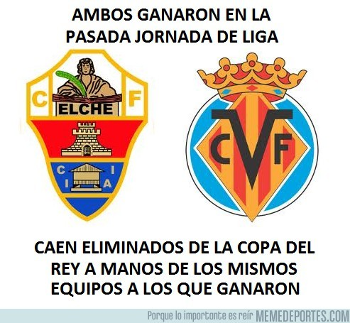 22704 - Bad Luck Elche & Villarreal
