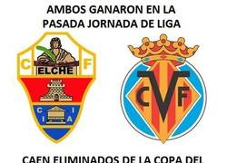Enlace a Bad Luck Elche & Villarreal