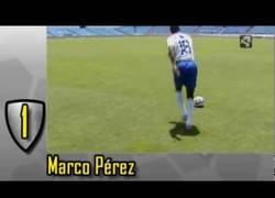 Enlace a VÍDEO: Epic Fail de Marco Pérez, un tío con toque