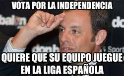 Enlace a Vota por la independencia