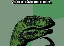 Enlace a ¿Si Cataluña se independiza...?