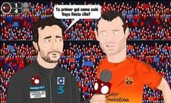Enlace a El primer gol de Mascherano por @r4six