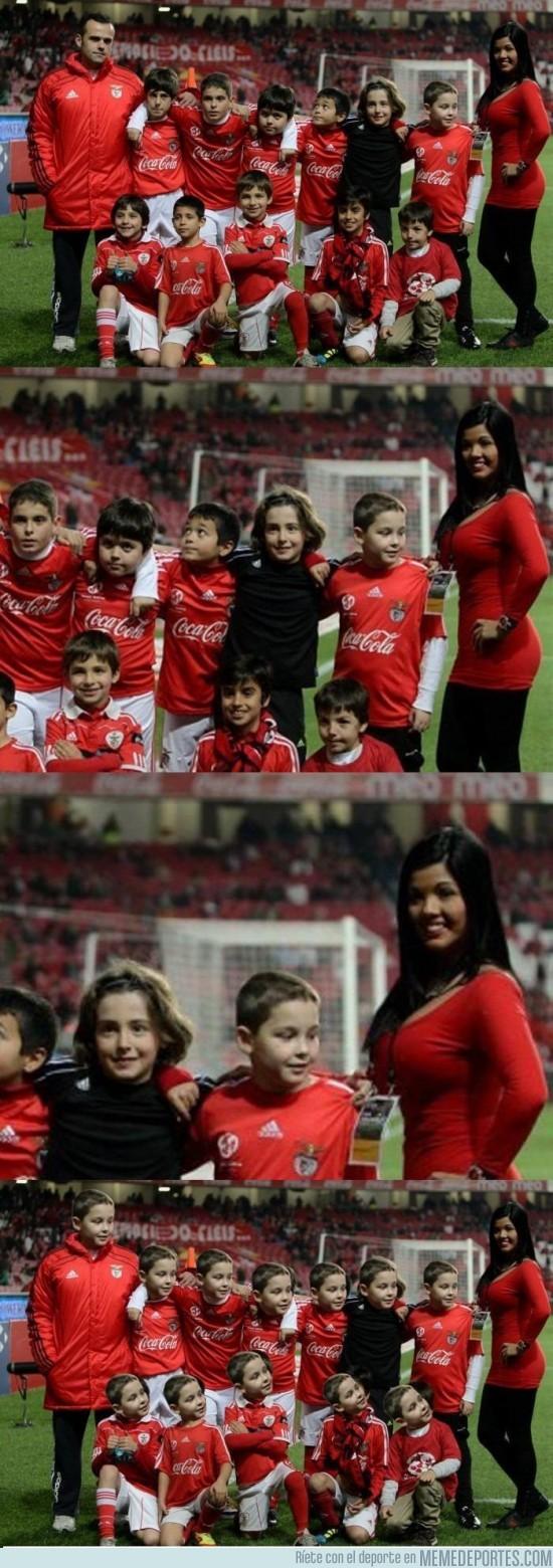 23395 - El futuro del Benfica está en buenas manos