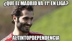 Enlace a ¿Que el Madrid va 11º en liga?
