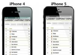 Enlace a ¿Veis como sí vale la pena el iPhone 5?