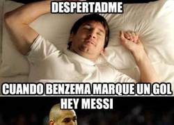 Enlace a Hey Messi