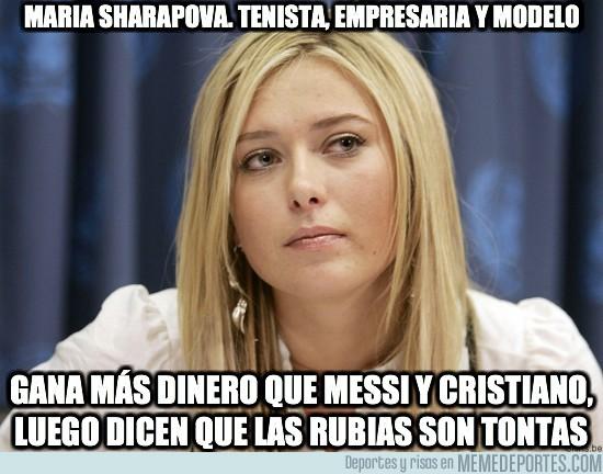 24172 - Maria Sharapova. Tenista, empresaria y modelo