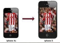 Enlace a A Crouch le gusta el nuevo iPhone 5