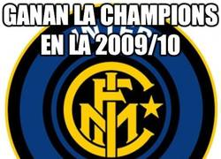 Enlace a Ganan la Champions en el 2009/10