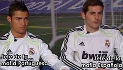 Enlace a Los clanes del Real Madrid