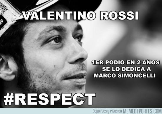 24894 - Valentino Rossi | Respeto