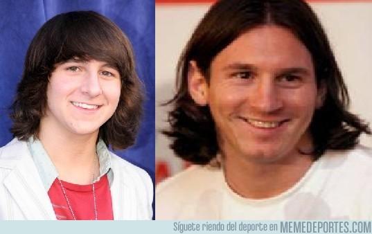25070 - Mitchel Musso y Messi, separados al nacer