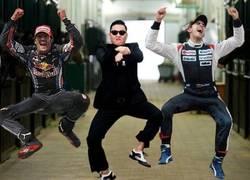 Enlace a ¡F1 Gangnam Style!