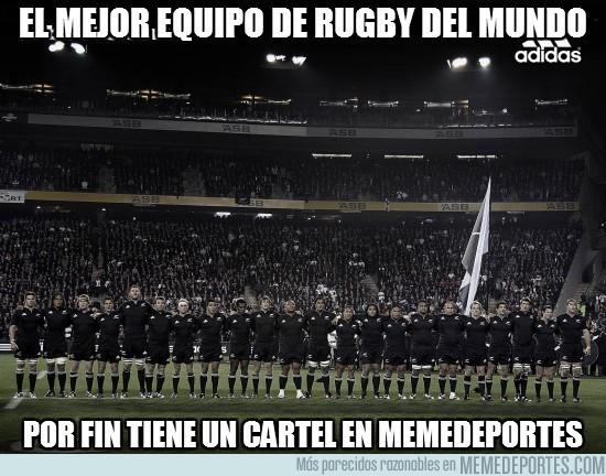 25628 - El mejor equipo de rugby del mundo