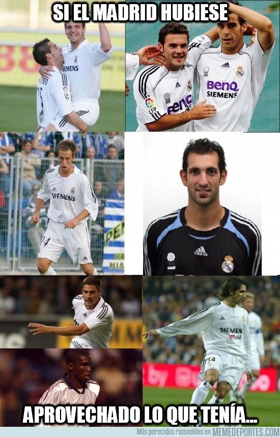 25797 - Si el Madrid hubiese aprovechado lo que tenía...