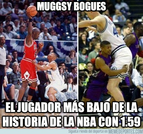 25904 - Muggsy Bogues