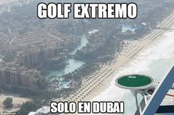 Enlace a Golf extremo