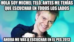 Enlace a Hola, soy Michel Telo