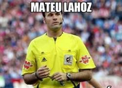 Enlace a Mateu Lahoz