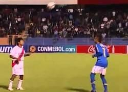 Enlace a VÍDEO: Peruano reta a duelo de toques a Neymar