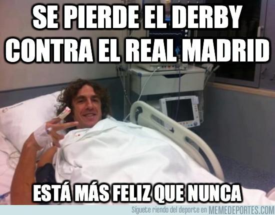 27009 - Se pierde el derbi contra el Real Madrid