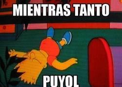 Enlace a Mientras tanto, Carles Puyol