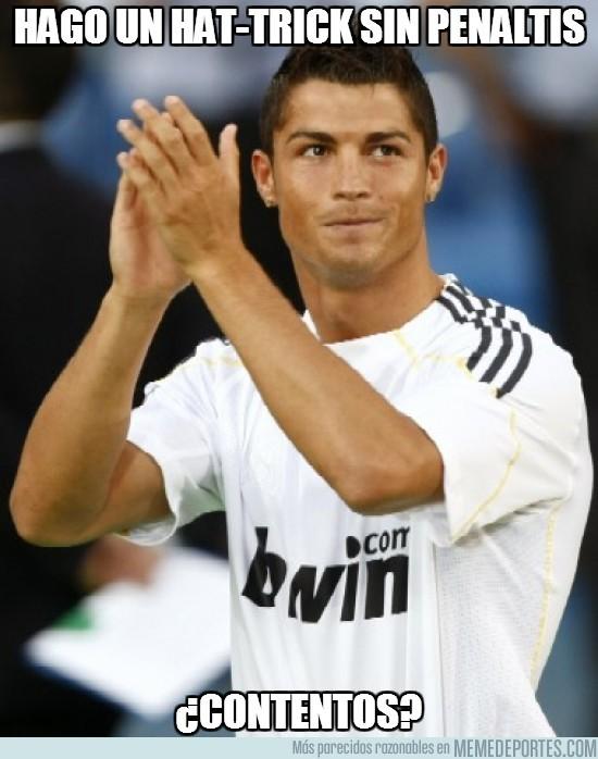 27125 - Hago un hat-trick sin penaltis