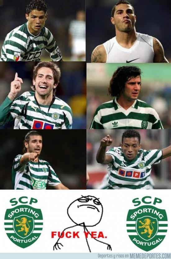 27180 - Sporting de Lisboa, escuela de talentos