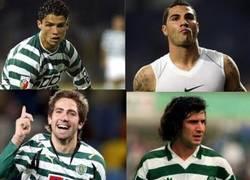 Enlace a Sporting de Lisboa, escuela de talentos