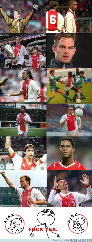27425 - Ajax, otra escuela de talentos
