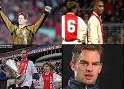Enlace a Ajax, otra escuela de talentos