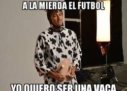Enlace a Neymar pasa ya del fútbol