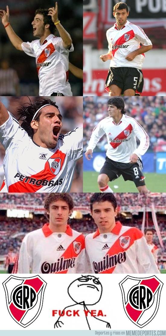 27428 - River Plate, escuela de talentos
