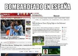 Enlace a Resultados inmejorables del Málaga