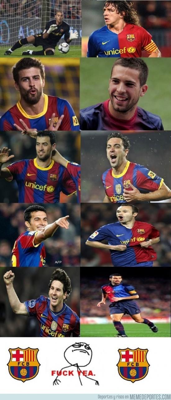 27480 - Barça, la verdadera escuela de talentos de la actual generación