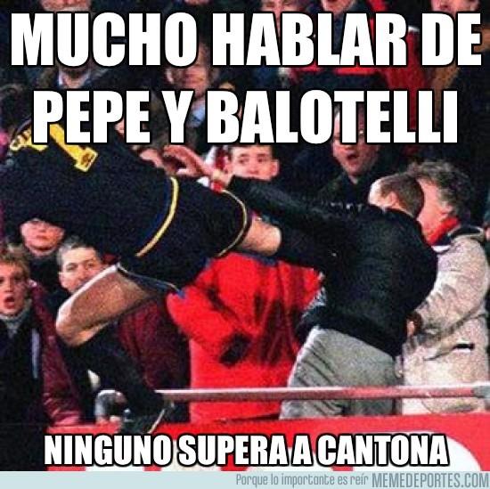 27499 - Mucho hablar de Pepe y Balotelli
