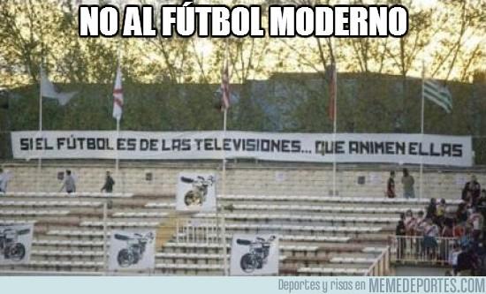 27503 - No al fútbol moderno
