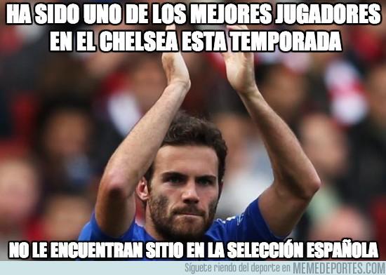 27508 - Ha sido uno de los mejores jugadores  en el Chelsea esta temporada