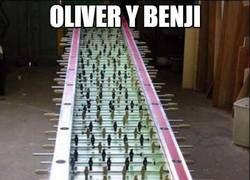 Enlace a Oliver y Benji