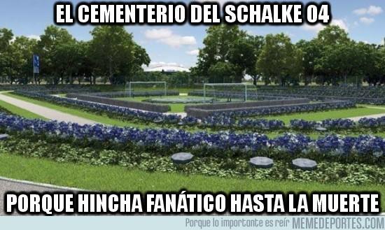 27533 - El cementerio del Schalke 04