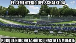 Enlace a El cementerio del Schalke 04