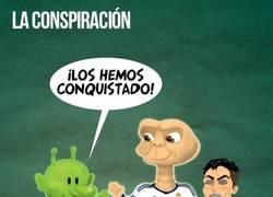 Enlace a Messi y CR7 según Mou