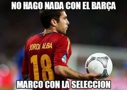 Enlace a No hago nada con el Barça