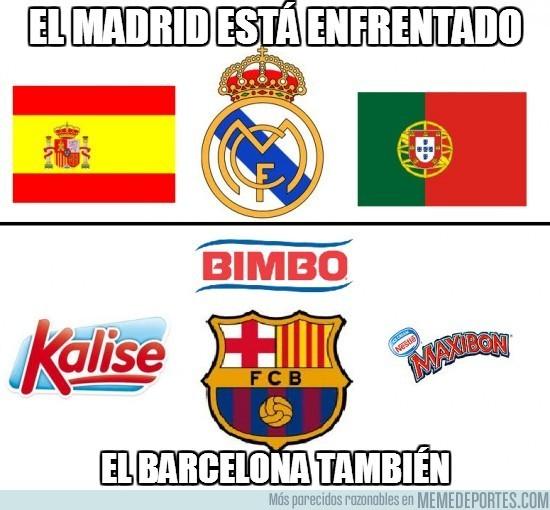 30109 - El Madrid está enfrentado