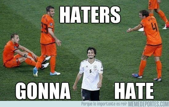 30605 - Haters gonna hate Germany
