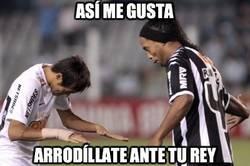 Enlace a Así me gusta, Neymar