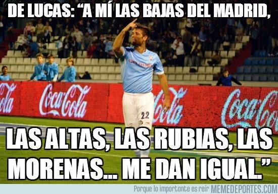 """30742 - De Lucas: """"A mí las bajas del Madrid..."""