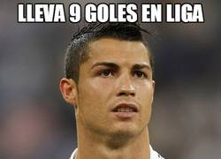 Enlace a Lleva 9 goles en liga