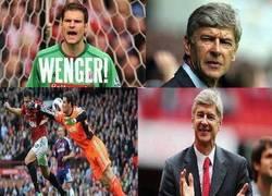 Enlace a La dulce venganza de Wenger