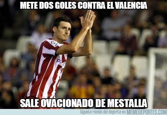 31256 - Mete dos goles contra el Valencia